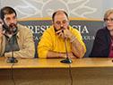 Conferencia de prensa una vez culminada la reunión