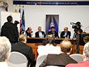 Autoridades nacionales y departamentales firman convenio