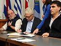 Ministro de Salud Pública, Jorge Basso