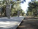 Inauguración del Paseo Pelouse Racine del Parque Roosevelt