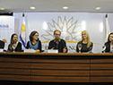 Presentación de compromisos en educación y derechos humanos 2019 - 2020