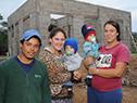 Recorrida por el barrio Artigas de la ciudad de Salto