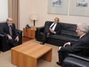 Presidente Tabaré Vázquez en reunión con director general de FAO, Graziano Da Silva