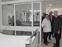 Inauguración de ampliación del hospital de Florida