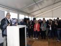 Ceremonia de presentación de obras para el Parque Agroalimentario de Montevideo
