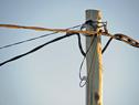 UTE regularizó conexión eléctrica del barrio Villa Tajamar, en Barros Blancos