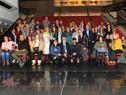 Actividad de Turismo Social en el Auditorio Nacional del Sodre