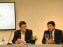 Fiscal de Corte, Jorge Díaz, y Eduardo Pereyra firman convenio de capacitación