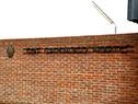 Escuela Nelson Mandela, de tiempo completo, se ubica en la zona de Carrasco Norte, Montevideo