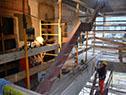 Obras de nueva infraestructura educativa en Centro Universitario Regional (Cenur) del Litoral Norte