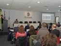 Conferencia sobre instalación de filtro de gasoil en transporte público