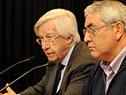 Danilo Astori y Alberto Castelar