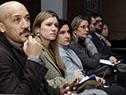 Charla sobre industria creativa uruguaya