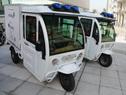Lanzamiento de convocatoria a empresas de reparto interesadas en probar por un mes vehículos eléctricos, como bicicleta y utilitarios
