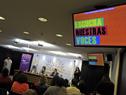 """Lanzamiento campaña """"Escucha nuestras voces"""", producto audiovisual para visibilizar aportes de mujeres afrodescendientes e indígenas"""