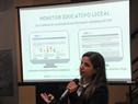 Presentación de datos del Monitor Educativo Liceal