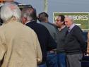 Ministro Víctor Rossi encabezó inauguración de renovación en ruta 26
