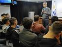 Charlas de liderazgo organizadas por el programa Pelota al Medio a la Esperanza