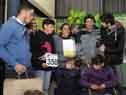 Inauguración de viviendas del Plan Juntos en Rivera