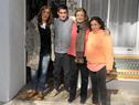Ministra Eneida de León en Tacuarembó realizó recorrida  por construcción de viviendas del Plan Juntos en barrio Los Molles y López