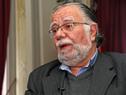 Ministro de Defensa Nacional, José Bayardi
