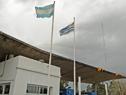 Autoridades recorrieron obras en el paso de frontera en Fray Bentos-Puerto Unzué