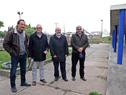 Autoridades visitaron el liceo Nº 3 de Fray Bentos