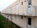 Entrega de 44 unidades habitacionales a vecinos que sufrían inundaciones por las crecidas del río Uruguay
