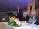 Ministro de Industria, Energía y Minería, Guillermo Moncecchi, disertó en almuerzo de trabajo de ADM