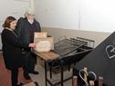Autoridades recorren Centro de Rehabilitación de Punta de Rieles
