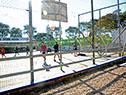 Plaza de Deportes n.° 4,  Cerrito de la Victoria