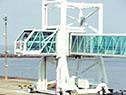 Inauguración de obras de infraestructura en el puerto de Colonia