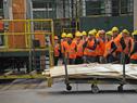 Primera planta de maderera Lumin en Tacuarembó