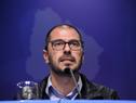 Prosecretario Juan Andrés Roballo en Conferencia de prensa Gobierno de Cercanía
