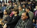Asistentes a la Conferencia de prensa Gobierno de Cercanía