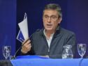 Álvaro García en Conferencia de prensa Gobierno de Cercanía