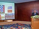 Presentación Ministro Guillermo Moncecchi 1 Día de Uruguay en Expo Beijing
