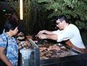 Degustación de carne uruguaya en Beijing