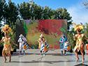 Banda F5 en Día Nacional de Uruguay en Expo Beijing