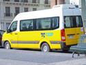 Nuevos minibuses para traslado de alumnos con discapacidad