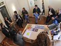 Ministra Marina Arismendi visitó dispositivo Ciudadela (trabajo con respecto al consumo problemático de drogas)