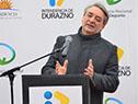 Secretario Nacional del Deporte, Fernando Cáceres