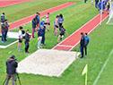 Una vez culminada la ceremonia, se inició una nueva etapa de los Juegos Deportivos Nacionales