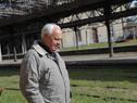 Recorrida del titular Transporte y Obras Públicas, Víctor Rossi, y autoridades por la estación General Artigas