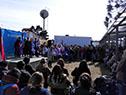 Inauguración del liceo de Progreso, Canelones