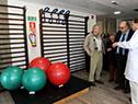 Nuevo servicio de fisiatría del Instituto de Ortopedia y Traumatología