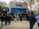 Inauguración del estand de Antel en Expo Prado