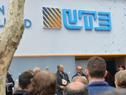 UTE inauguró su estand en la Expo Prado 2019