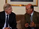 Encuentro entre el ministro Danilo Astori y la Asociación Rural del Uruguay