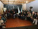 Reunión de periodistas con autoridades del MGAP